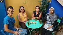 EL MUNDO DEL DESARROLLO A TRAVÉS DE PRÁCTICAS EN COOPERACIÓN INTERNACIONAL DE LA FUNDACIÓN ETEA