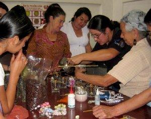 Otras áreas para chicas en Honduras