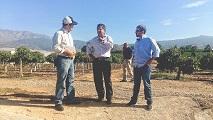 INTERCAMBIO DE EXPERIENCIAS ANDALUCÍA-HONDURAS EN AGRICULTURA Y SEGURIDAD ALIMENTARIA
