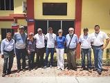 EL PRESIDENTE DE LA UNIVERSIDAD LOYOLA ANDALUCÍA Y DE LA FUNDACIÓN ETEA VISITA LOS PROYECTOS EN HONDURAS